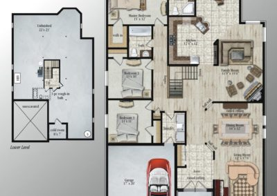 Sudbury Floorplan