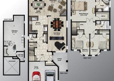 Dalton Floorplan