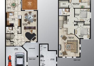 Dorset Floorplan