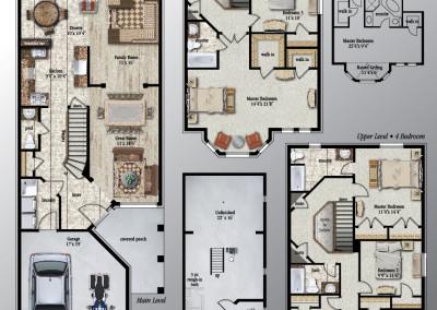 Sutton Floorplan