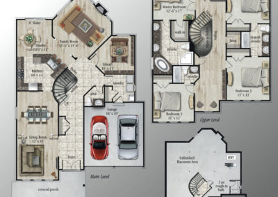 Big Bay Floorplan