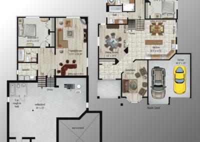 Norfolk Floorplan