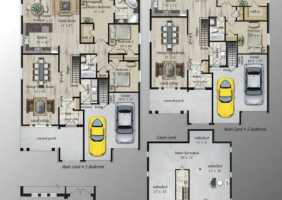 Nottingham Floorplan