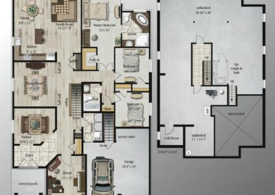 Stockton Floorplan