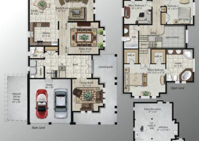 Victoria Floorplan