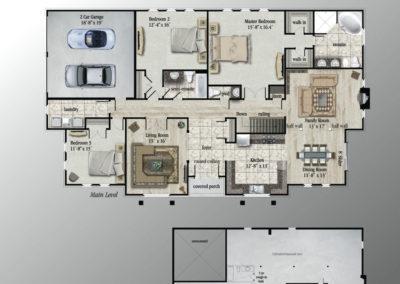 Alcona Floorplan