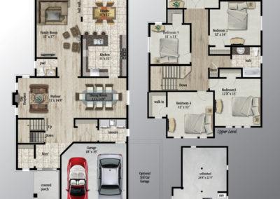 Charles Floorplan