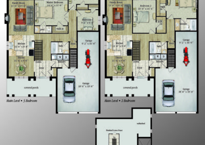 Millbrook Floorplan